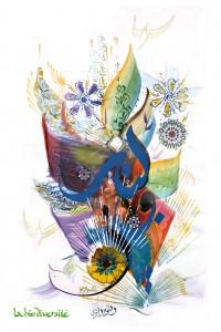 Exposition calligraphie : La Biodiversité