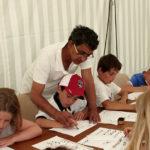 Formation calligraphie enfants